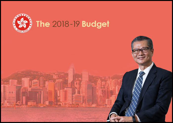 The Hong Kong Budget for 2018-19