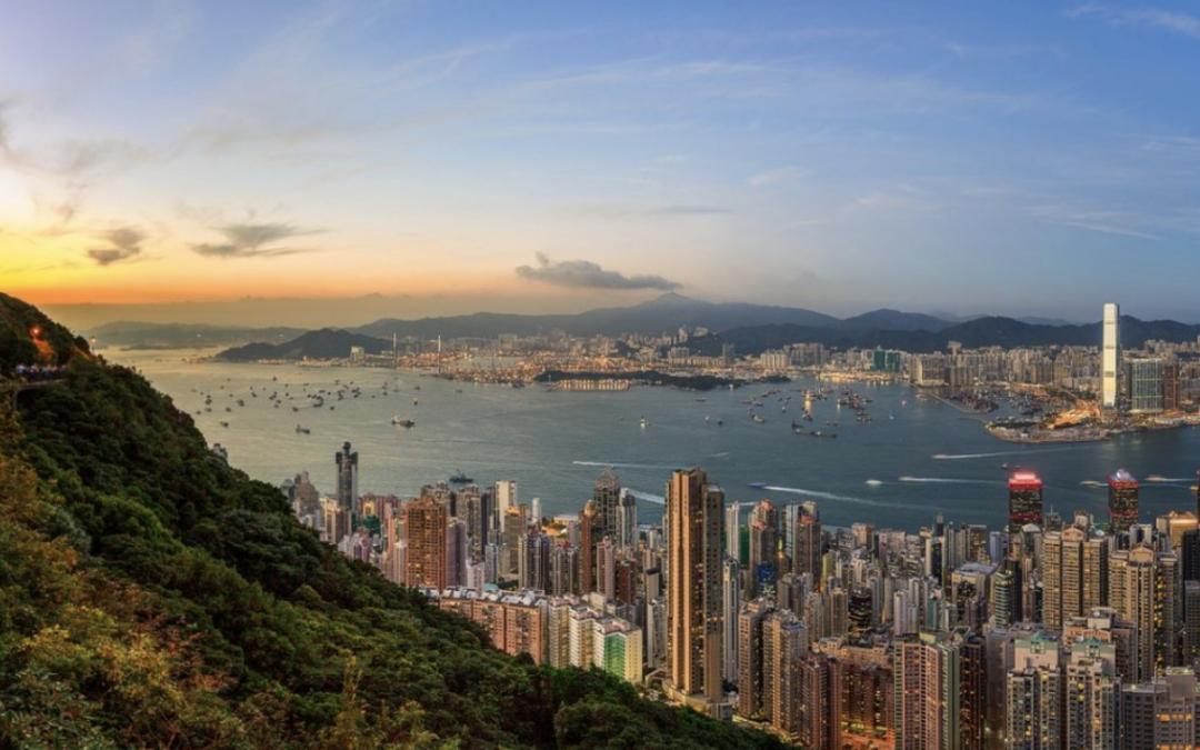 2018 års delegationsresa till Hong Kong