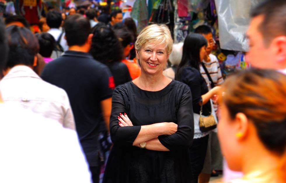 Eva Karlberg leaves after 22+ years at Swedcham Hong Kong