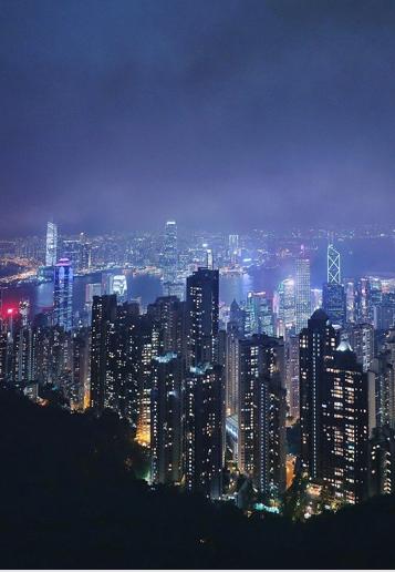 Happy Holidays Dear Hong Kong friends