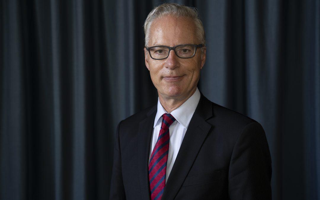 Per Augustsson, new Swedish Consul General